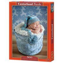 Castorland 500 db-os Puzzle - Édes Álmok