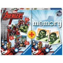 Avengers Puzzle és Memória