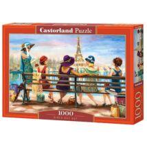 Castorland 1000 db-os Puzzle - Csajok Napja