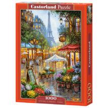 Castorland 1000 db-os Puzzle - Tavaszi Virágok, Párizs