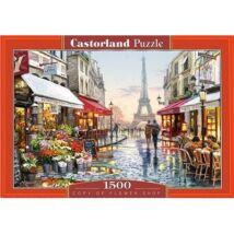 Castorland 1500 db-os Puzzle - Virágbolt