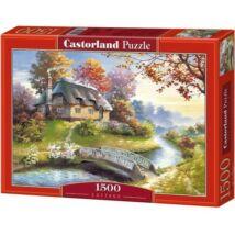 Castorland 1500 db-os Puzzle - Nyaraló