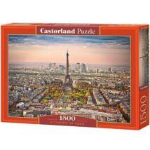Castorland 1500 db-os Puzzle - Párizsi Városkép