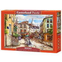 Castorland 3000 db-os Puzzle - Mont Marc Sacre Coeur