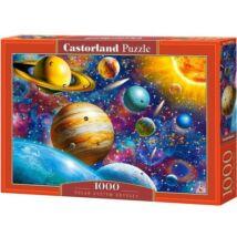 Castorland 1000 db-os Puzzle - Naprendszer