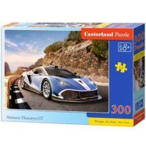 Castorland 300 db-os Puzzle - Arrinera Hussarya GT