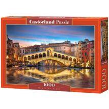 Castorland 1000 db-os Puzzle - Rialto Éjjel
