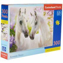 Castorland 300 db-os Puzzle - Romantikus Lovak
