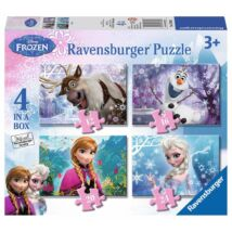Ravensburger Frozen Puzzle 4 in 1