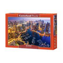 Castorland 1000 db-os Puzzle - Dubai Éjszaka