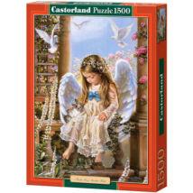 Castorland 1500 db-os Puzzle - Gyengéd szeretett