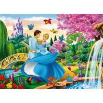 Disney Hamupipőkés Szuper Színes 250 db os Puzzle
