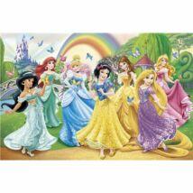 Disney Szuper Színes Hercegnős 350 db os Puzzle