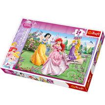 Hercegnős Maxi Puzzle 24 db-os