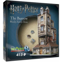 Harry Potter 3D- s Puzzle