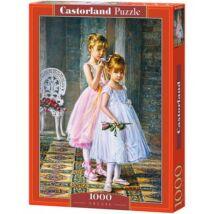 Castorland 1000 db-os Puzzle - Kis Balerinák