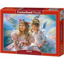 Castorland 500 db-os Puzzle - Angyalkák