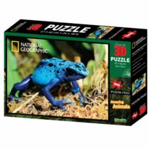 National Geographic 3D Puzzle: Méreg Béka 500 db