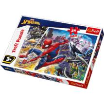 Pókemberes Maxi Puzzle 24 db-os