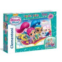 Shimmer és Shine Óriás Floor Puzzle