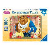 Ravensburger Szépség és a Szörnyeteg Puzzle 100 db-os