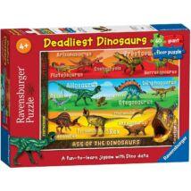 Ravensburger Dinoszauruszos Puzzle 60 db-os