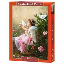 Castorland 1000 db-os Puzzle - Angyal csókok