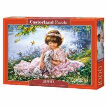Castorland 1000 db-os Puzzle - Kölyök Szerelem