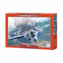 Castorland 500 db-os Puzzle - Mig 29