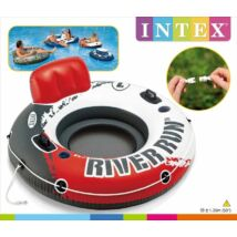 Intex úszó fotel River Run Piros