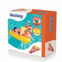 Bestway Pizza Alakú Úszómatrac 1.88m x 1.30m