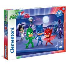 Pizsihősök Clementoni puzzle 104 db