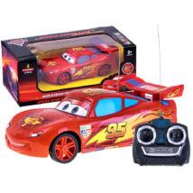 Verdák Villám McQueen Távirányítós Autó