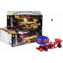 Flash & Dash Formula Metal Távirányítós Autó
