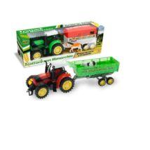 Linea Verde Traktor + Szállitó