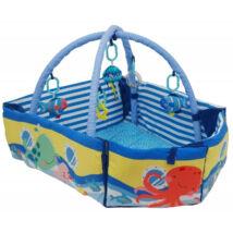 Baby Mix Játszószőnyeg: Hajó