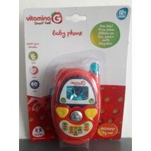 Vitamina G Bébi Telefon