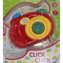 Beby & Child Hangot Kiadó Műanyag Bébi Fényképezőgép