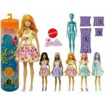 Barbie Color Reveal: Narancs Színű