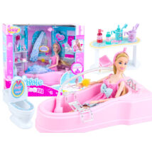 Anlily Fürdőszoba babával