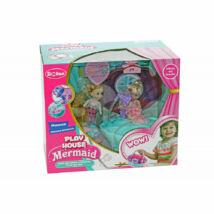 Play House Mermaid - Sellő Kagyló Fürdőszoba