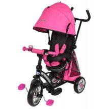 Baby Mix Forgatható Tricikli - Rózsaszín