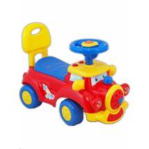 Baby Mix bébi taxi piros mozdony