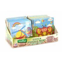 Legnoland Mini Puzzle 9 db-os