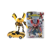 Super Robot - Autóvá Átalakuló Fegyveres Robot