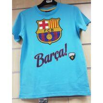 FC Barcelona póló - Világos kék