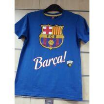 FC Barcelona póló - Sötétkék