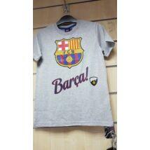 FC Barcelona póló - Szürke