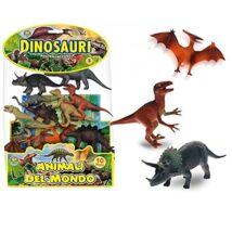 Dinoszaurusz Készlet 10 db-os