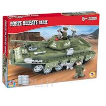 Katonai Tank Építőjáték
